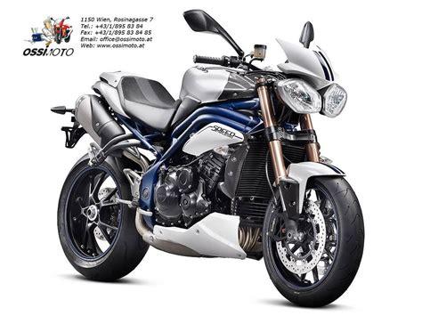 Motorrad Triumph Speed Triple triumph speed triple sonderedition motorrad fotos