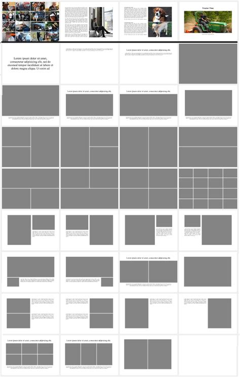 grid layout for portfolio a4 layout google 검색 layout pinterest layouts grid