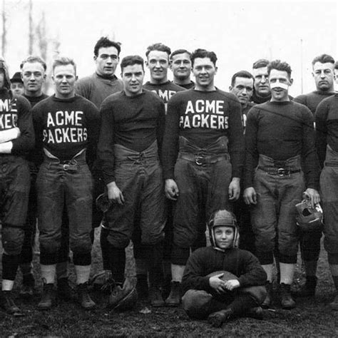 Synagogues360 The Jew Who Saved The Green Bay Packers