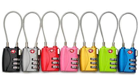 cadenas valise 5 bonnes raisons de verrouiller sa valise avec un cadenas