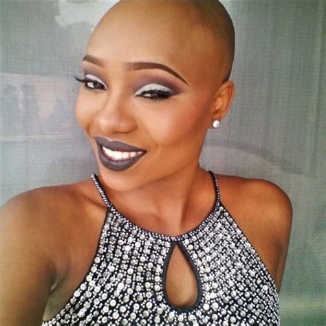 african american women with low or bald heads 1437 best images about short sleeved hair beauties on