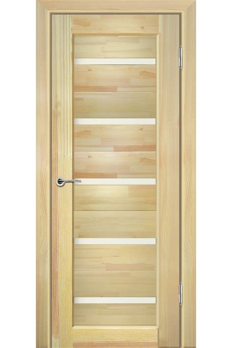 Pine Interior Doors Quot Lazio Quot Solid Unfinished Pine Interior Door Slab