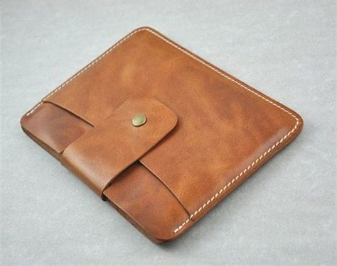 Leather Kindle Cover Handmade - for kindle hd handmade leather custom leather