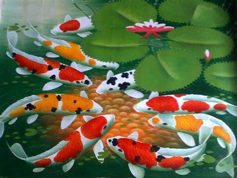 wallpaper hd koi fish  desktop