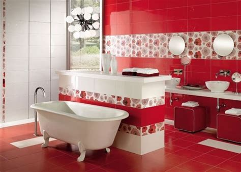 Colorful Bathroom Tile by Colorful Bathroom Ceramic Tiles Home Interiors
