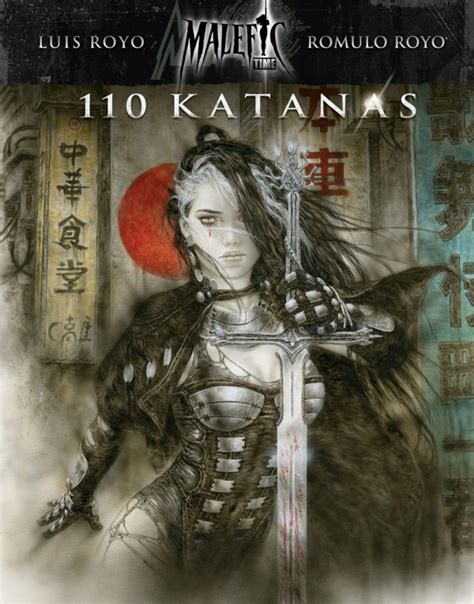 descargar libro malefic time tome 2 110 katanas 2038 the world has turned from dream to nightmare malefic time luis royo romulo royo