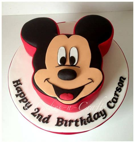 mickey mouse face cake cakes n crafts cakes pinterest