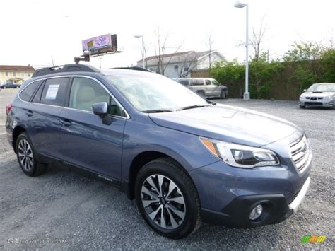 subaru outback 2016 blue 2016 twilight blue metallic subaru outback 2 5i limited