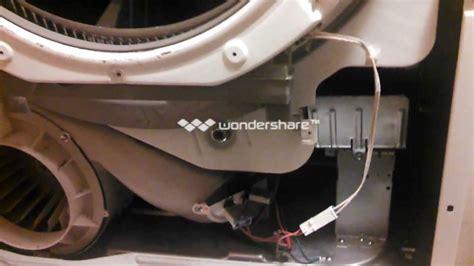 samsung dryer belt replacement diagram samsung dryer belt model dv219aew xaa