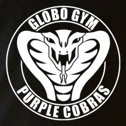 globo gym purple cobras vest chargrilled