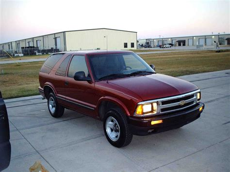 how to learn about cars 1995 chevrolet s10 user handbook 1995 chevrolet blazer overview cargurus