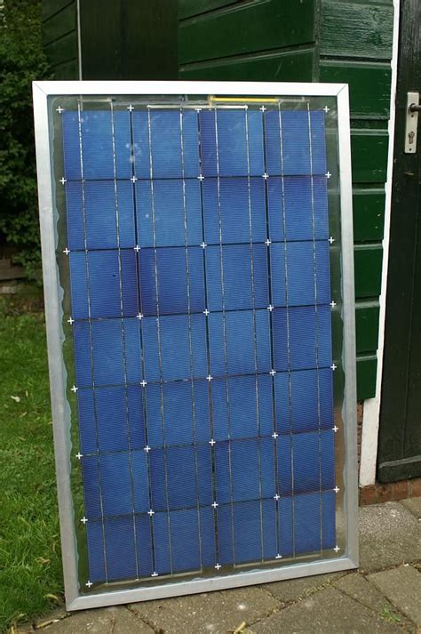 how do you make solar panels at home home made solar panel
