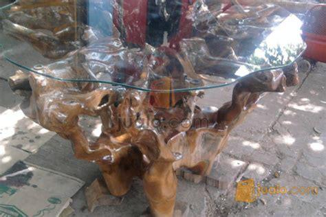 Jual Meja Billiard Jawa Tengah meja akar kayu jati kab brebes jualo