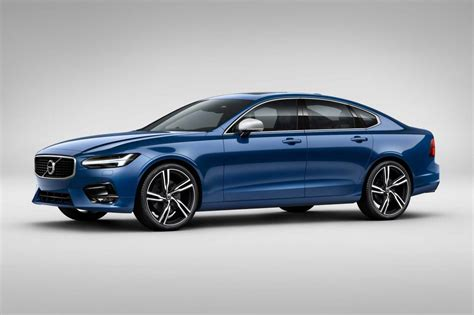 volvo official volvo s90 official pictures carbuyer