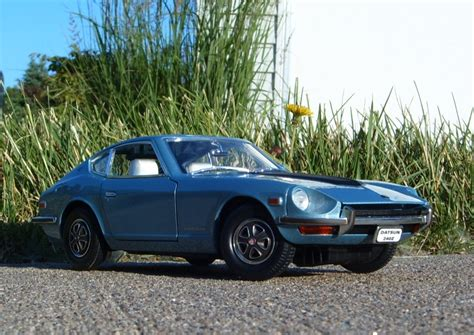 miniature datsun miniature curbside classic 1970 datsun 240z by road signature
