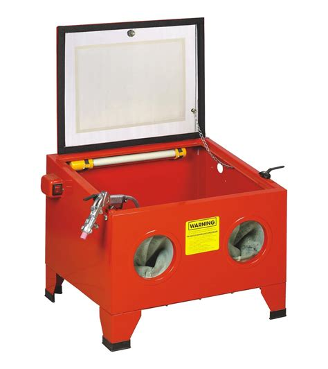 90 Liters Sandblasting Cabinet Sandblaster Cabinet Bead