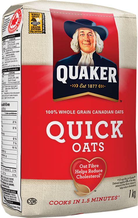 Quaker Cooking 1 Kg Quaker 174 Oats Quakeroats Ca