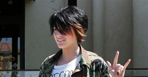 paris jackson cutting scars paris jackson does cutting lead to suicide ny daily news