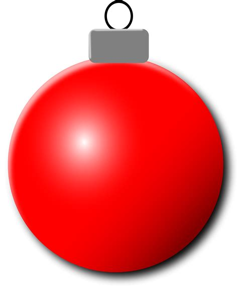 clipart christmas ornament