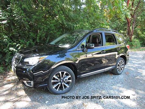 subaru forester 2017 black 2017 subaru forester exterior photo page 1