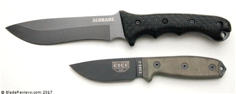 schrade sch9 schrade schf9 survival knife review
