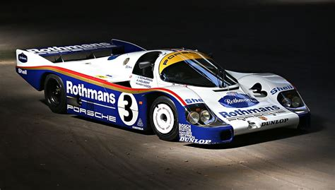 rothmans porsche 956 a flashback to 1983 when the porsche 956 won the 24 hours