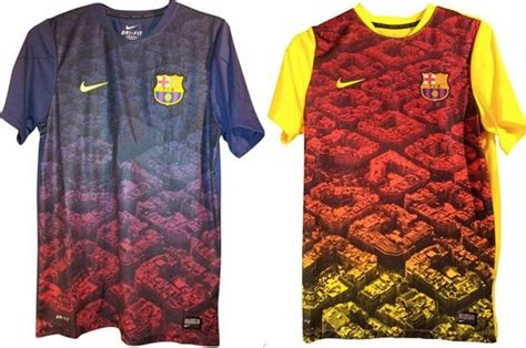 Sweater Kit Prematch Ac Milan nike fc barcelona 13 14 prematch shirts footy