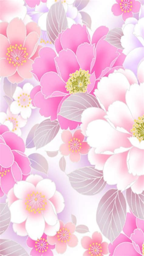 wallpaper flower phone pink floral iphone wallpaper background iphone