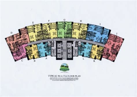 winstar casino floor plan 9th 31st floor plan bellagio 3 philippines manila makati