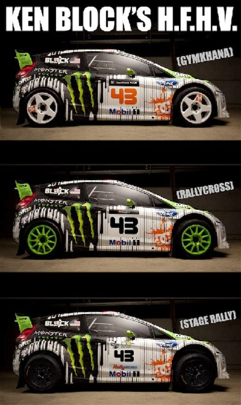 Küchenblock U Form by Ken Block Reveals New Multi Function Race Car Stangtv
