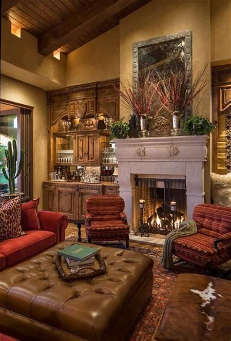 tuscan living room with stone fireplace and note the 445 best tuscan decor images on pinterest tuscan
