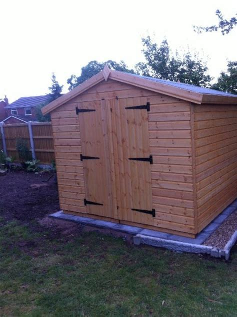 Garden Sheds West by Garden Sheds Free Local Delivery Dudley Wolverhton