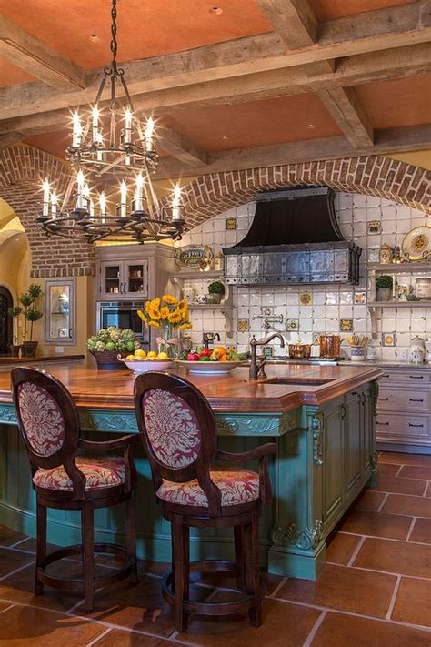 rustic mediterranean kitchen 23 luxury mediterranean kitchen design ideas