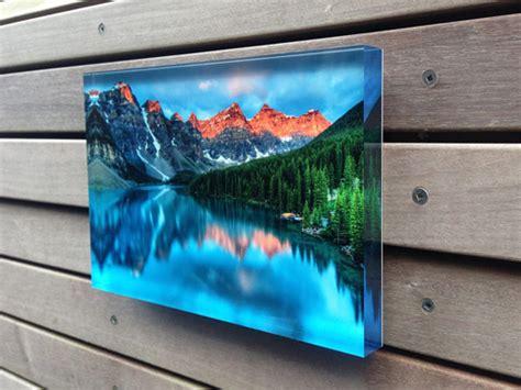 Foto Acryl by Custom Acrylic Prints Blocks Photos On Wood Metal