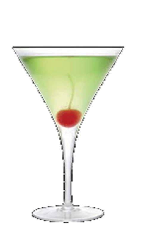 Cherry Apple Martini Cocktail Recipe With Picture