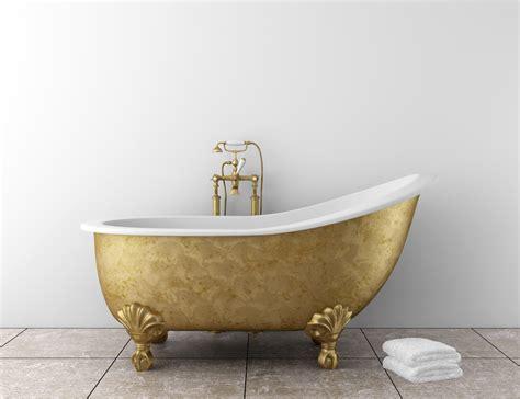 baignoire a pieds baignoire encastrable ou sur pieds