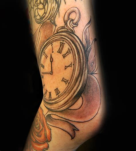 stopwatch tattoo designs clock stopwatch tattoos