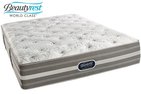 King Beautyrest Mattress by Beautyrest 174 Recharge 174 World Class 174 Jaelyn Luxury Firm