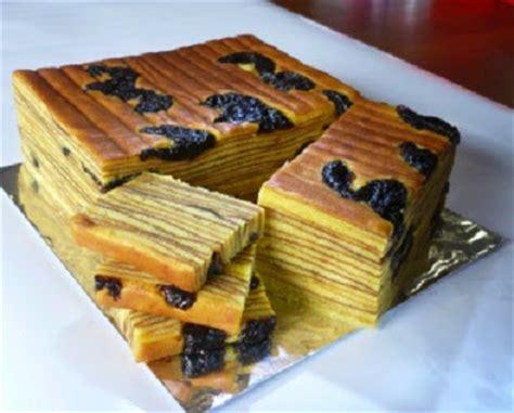 Zulaikha Lapis Legit Prunes Besar resep cara membuat lapis legit prunes