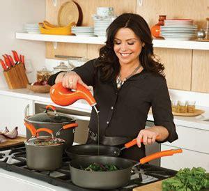 Amazon Com Rachael Ray Hard Anodized Ii Nonstick Rachael Kitchen Set