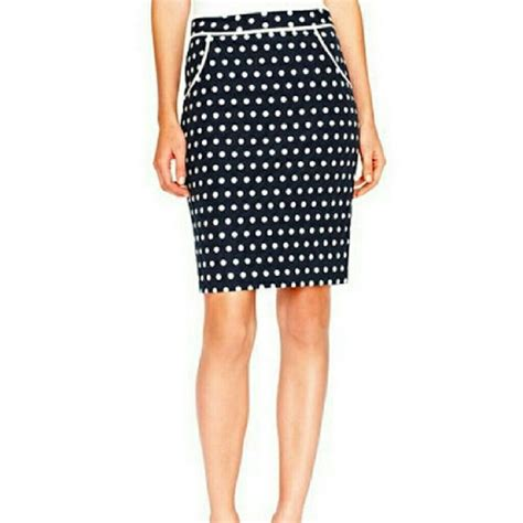 66 the limited dresses skirts blue pencil skirt