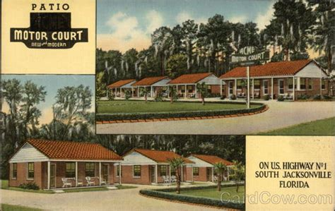 Patio Motor Court Patio Motor Court New And Modern Jacksonville Fl