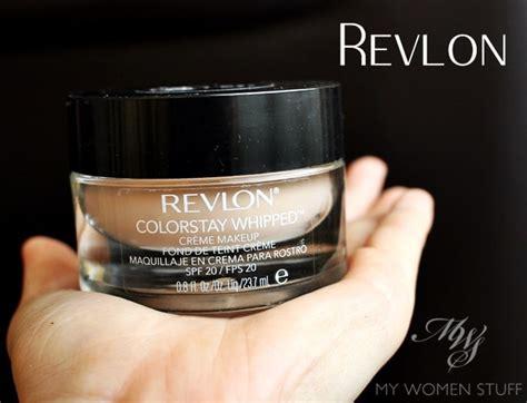 Revlon Creme Foundation review swatches revlon colorstay creme makeup