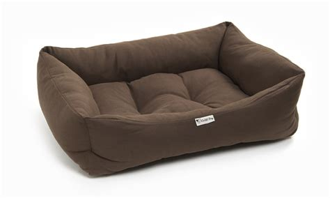 Puppy Beds by Chilli Chocolate Brown Sofa Bed