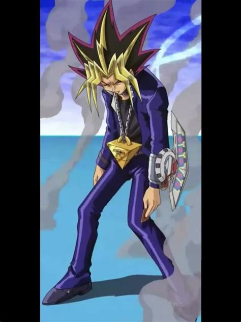 Yugioh Pyramid Of Light by Yami Yugi Ygo The Pyramid Of Light By