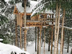 Tiny Tree House Tiny House In A Landscape