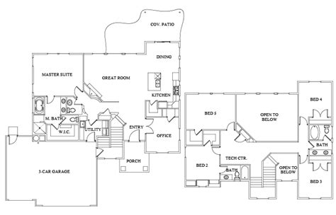 boise hunter homes floor plans kerrville floor plan floor home plans ideas picture