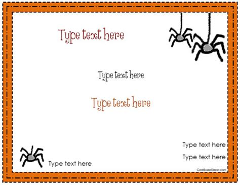 costume certificate template best photos of certificate templates