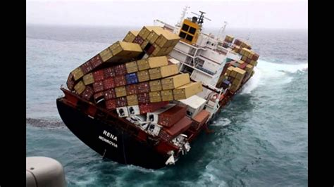 ship accident cargo ship accidents ocean liner accidents container