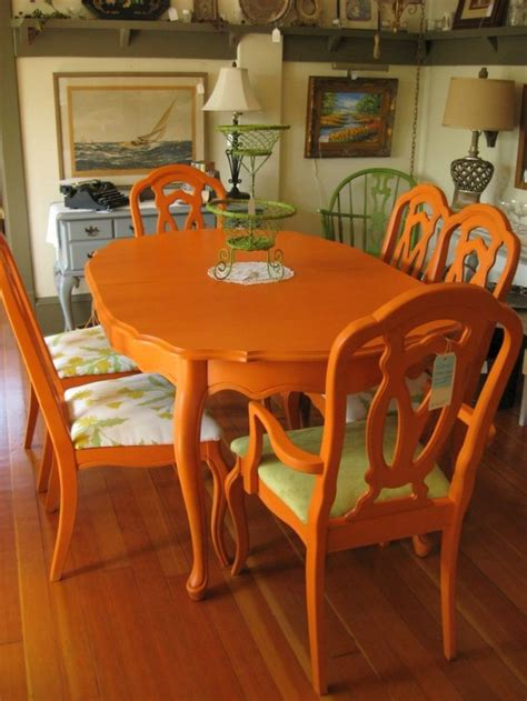 best 25 orange dining room ideas on burnt